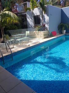 Photo for Beautiful Beach-side cottage with lap pool in North Maroubra close to Coogee