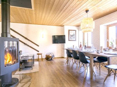 Photo for Homerez last minute deal - Chalet - 500 m from the slopes