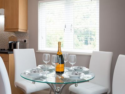 Photo for No.8 Beech Lodge Stylish Modern Contemporary 2 Bedroom Apartment in Headington
