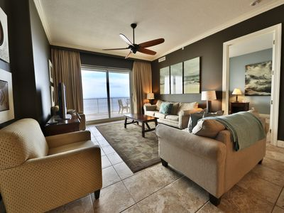 Photo for Ocean Ritz 4 Bedroom 4 Bath**2 King Size beds*2 Masters on water!!