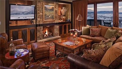 """Photo for One Steamboat Place: """"Panorama Peak"""" #601 4BR Ski In/Ski Out - Sleeps 14"""
