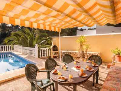 Photo for Villa Andrea with private pool between Moraira and Calpe
