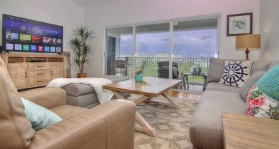 Photo for Fabulous Views from Intracoastal Treasure, Steps from Beach, Loaded with Gear!
