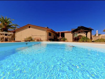 Photo for NEW Cozy South Side Havasu Vacation Home W Pool