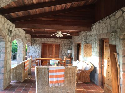 Photo for Private Honeymoon Villa with View Of Caribbean & Piton Mountains, Full Service