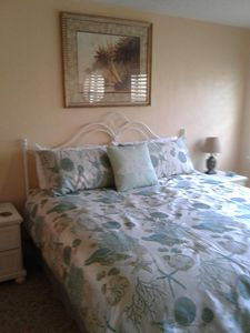 Photo for Large 2 Bed/2 Bath with Direct Ocean View on Car Free Beach!