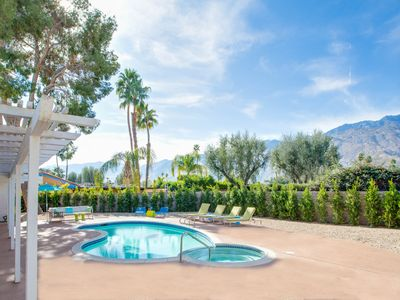 Photo for Lena's Hideaway: 3  BR, 2  BA House in Palm Springs, Sleeps 6