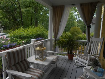Photo for Gorgeous Southern Colonial on the Water in Annapolis