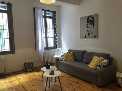 Photo for Cozy apartment in the heart of town