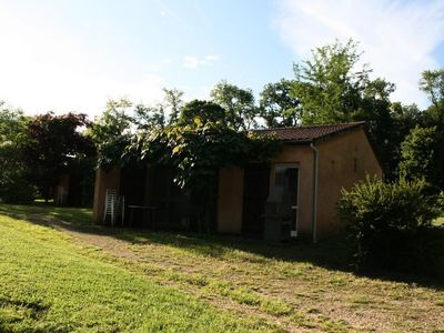 Photo for Camping Les Vignes *** - 3 Room Gîte 4 People