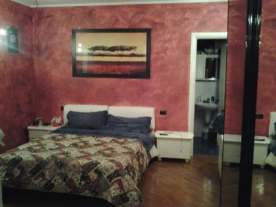 Photo for apartment in a country house a few km from Rome, logistically excellent,