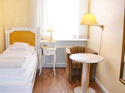 Photo for Single room 14 sqm - Pension Am Kurpark