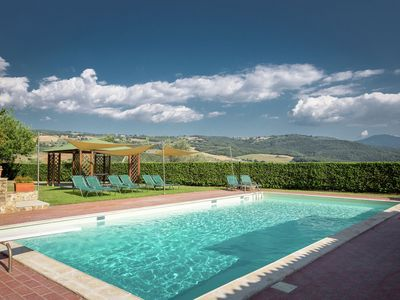 Photo for Boutique Villa in Montalcino with Private Pool