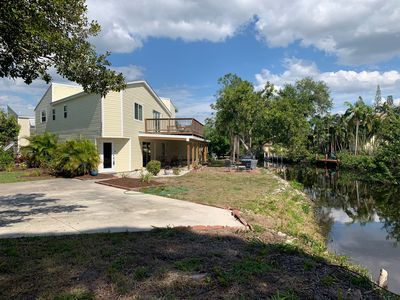 Photo for Bonita Beach home on Private Lake with Hottub