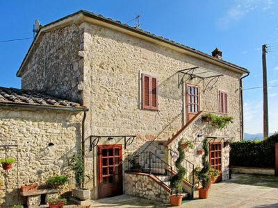 Photo for Apartment Appartamento Fienile (COL270) in Colle Val d'Elsa - 2 persons, 1 bedrooms