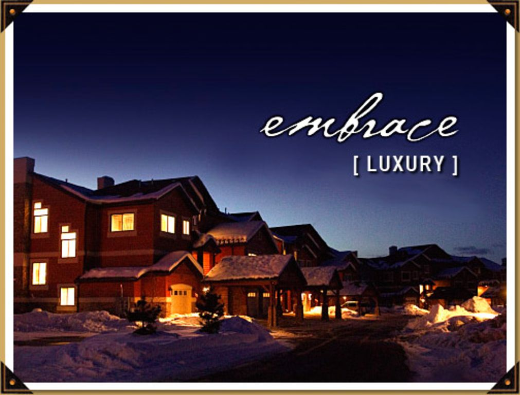 Best value 2 bdrm luxury lakeside snowbasin pineview ski for Best value luxury hotels