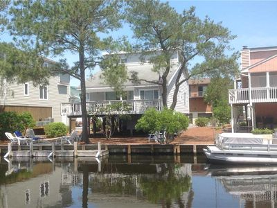 Photo for Canal front property in South Bethany. Bring your boat! - 306 West Third