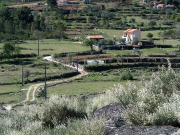 Holiday house in central Portugal at the foot of the Serra da Estrela