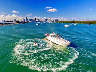 Photo for 58' Luxury Yacht for Rent in Miami