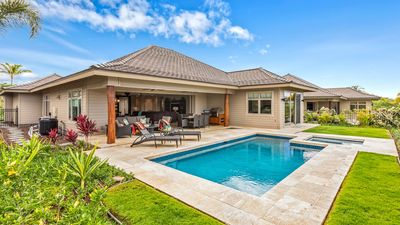 Photo for Exquisite Brand New Mauna Lani KaMilo Home (333) w/Private Pool & Hot Tub