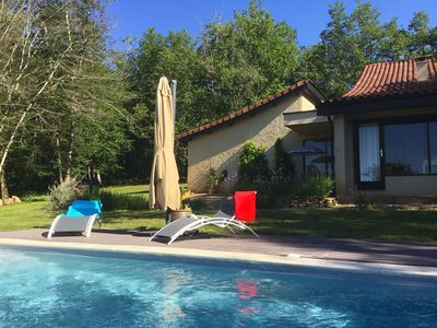 Photo for La Maison des Chênes - private pool for 2 people - classified 4 stars.