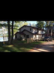 Photo for Lakefront Lake-house