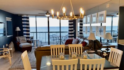 Photo for Oceanfront family owned, Very clean and updated 4BR/3BR