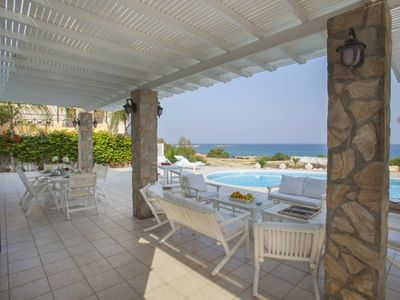 Photo for PRTV1 Mimoza Seafront Villa - Platinum Collection