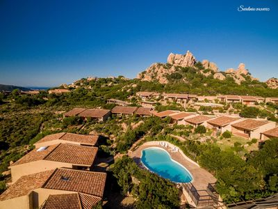 Photo for Villa Odelie: with big pool in Costa Paradiso