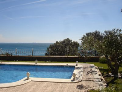 Photo for MAGIC ! VILLA FOR 6 IN SEASIDE WITH SERVICES AND BREAKFAST INCLUDED!
