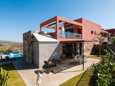 Photo for TERRAZAS 5 TWO BEDROOM VILLA WITH PRIVATE POOL IN SALOBRE GOLF RESORT