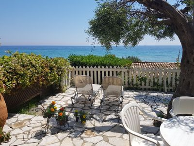 Photo for 1BR Apartment Vacation Rental in Pelekas, Greece