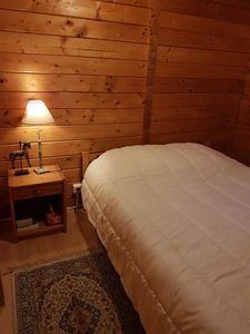 Photo for comfortable wooden chalet, spacious with magnificent views!