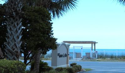 Photo for Chateau La Mer 16A, 1BR/1BA recently updated condo! Close to the beach!