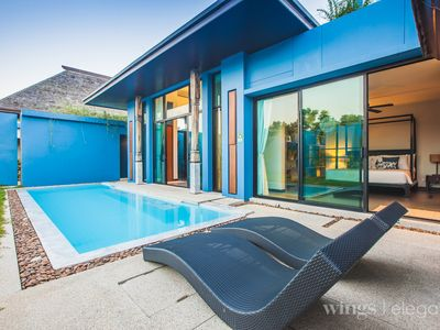 Photo for VW2:Wings Layan 2 BR Private Pool Villas