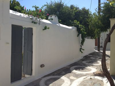 Photo for Authentic village house, Hora, Samos