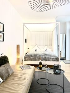 Photo for Convid free - no stay before brand-new Designer apt in the center of Munich