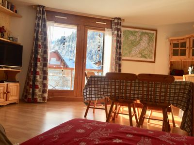 Photo for Comfortable apartment, bright and well located, 2 rooms, 51 m2, 6 people