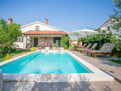 Photo for Comfortable Villa Marinela with Pool and Garden