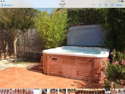 Photo for Independent studio ... with jacuzzi 2,5 km from the sea