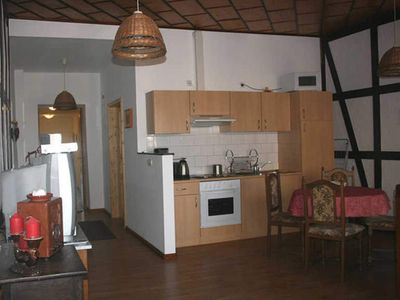 Photo for 1BR Apartment Vacation Rental in Zehdenick