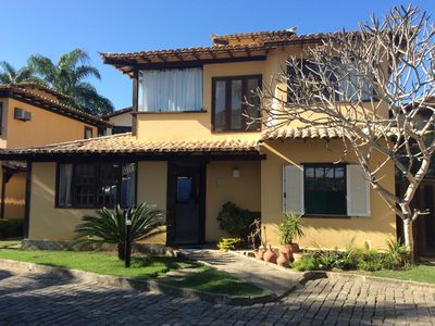 Photo for Cozy home in Geribá, two blocks from the beach