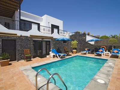 Photo for Private Villa with Heated Pool