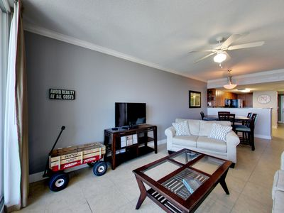Photo for Waterscape C505 -- Cute, Family-Friendly, Best Rated Unit, Inside of U!!