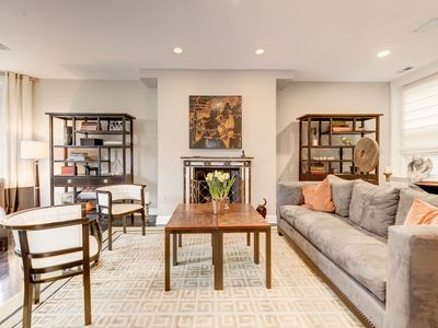 Photo for Fantastic 2 BR 2.5 BA townhome in DuPont, Foodie's heaven, stunning deck(new)