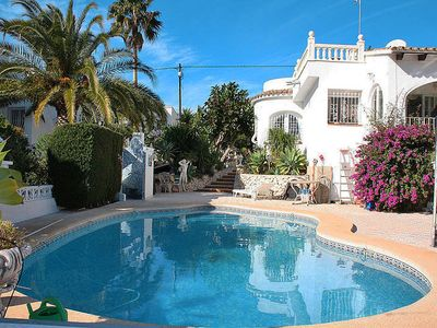 Photo for Vacation home Heringklee  in Calpe, Costa Blanca - 7 persons, 3 bedrooms