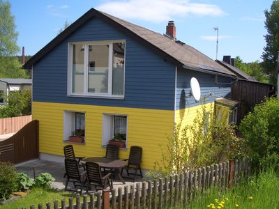 Photo for Detached cottage with garden and terrace