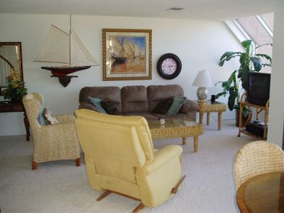 Photo for Penthouse Villa in Shelter Cove Harbour (Palmetto Dunes)