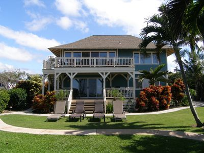 Photo for Maui North Shore Oceanfront Cottage