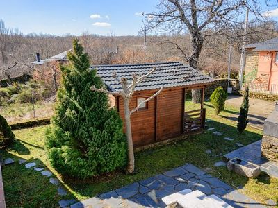 Photo for 2-person wooden cabin Complejo Rural San Justo